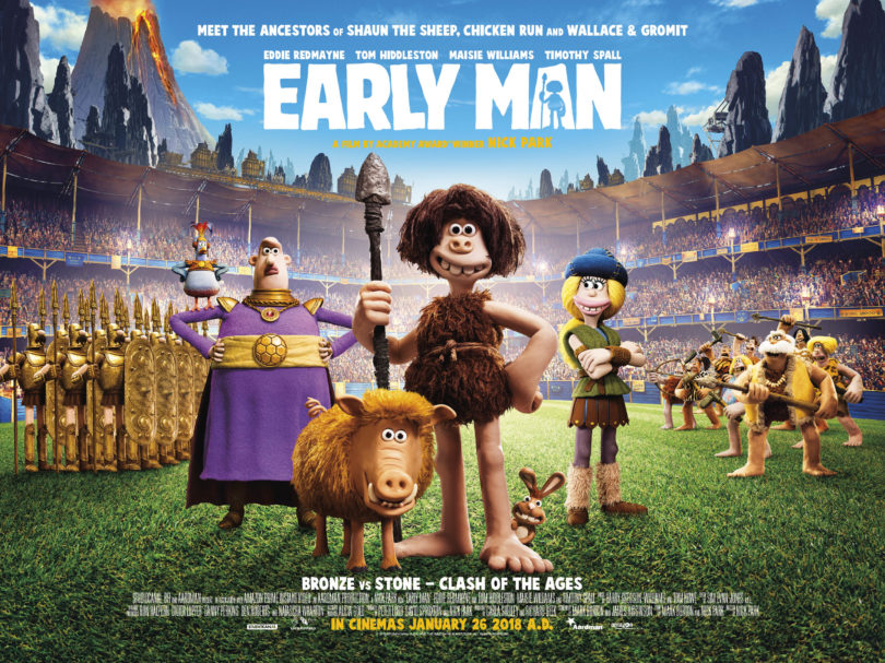 Early Man (2018) Official Trailer