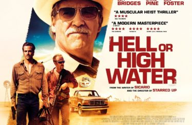 Hell or High Water Bank Robbery Clip