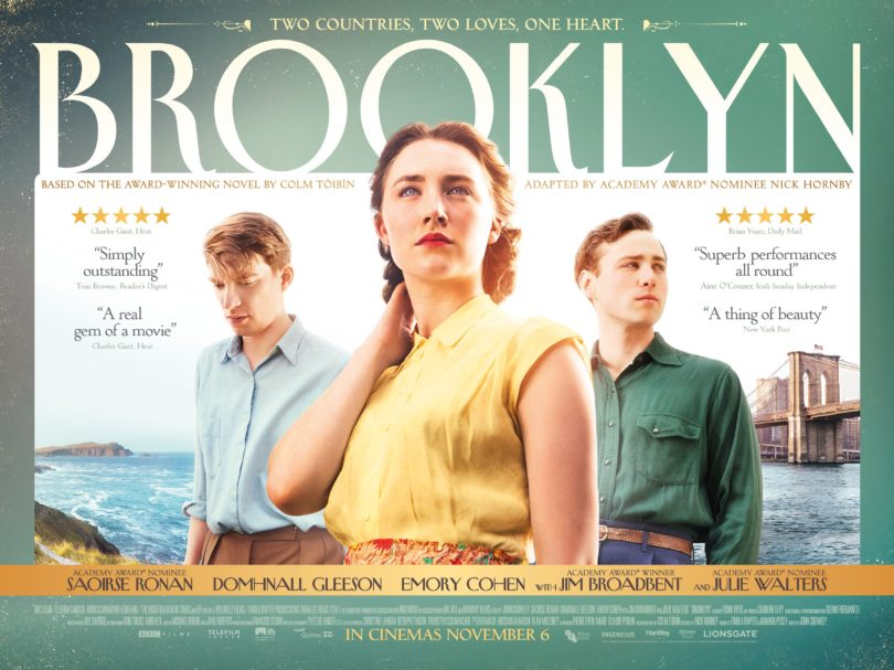 Brooklyn (2015) Available Now