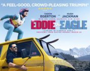 Eddie The Eagle (2016) Review