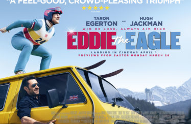 Eddie The Eagle UK Premiere